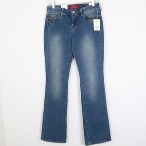 Lucky Brand Leyla Boot Cut Jeans Medium Wash 2